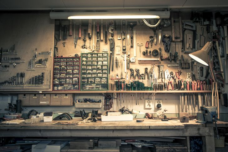 task lighting garage workshop