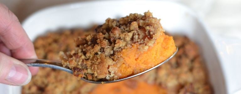 The Best Sweet Potato Casserole For Your Next Feast