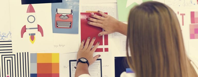 The Vision Board as a Tool for Positive Change