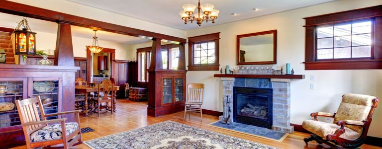 The Craftsman-Style Home in All Its Glory