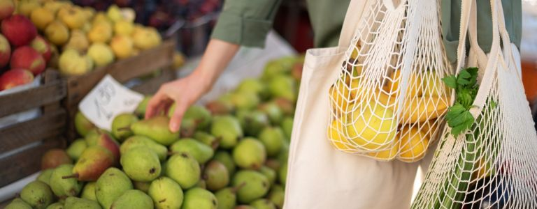 Sustainable Eating to Reduce Your Footprint