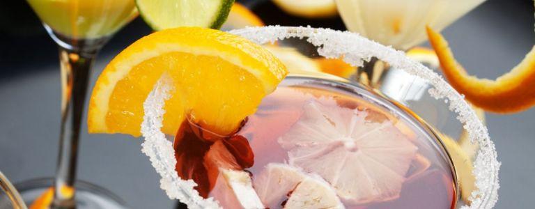 Alcohol-Free Drinks that Still Look Fancy