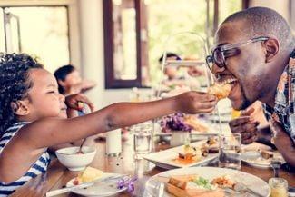 Healthy Breakfasts, Happy Families