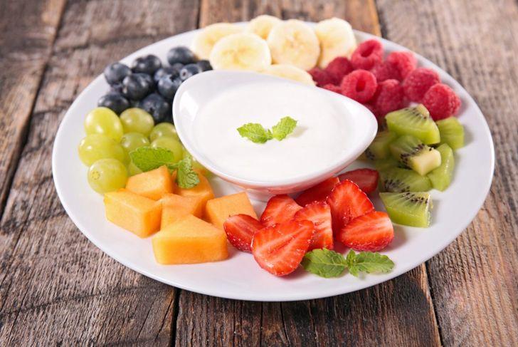 full fruit platters
