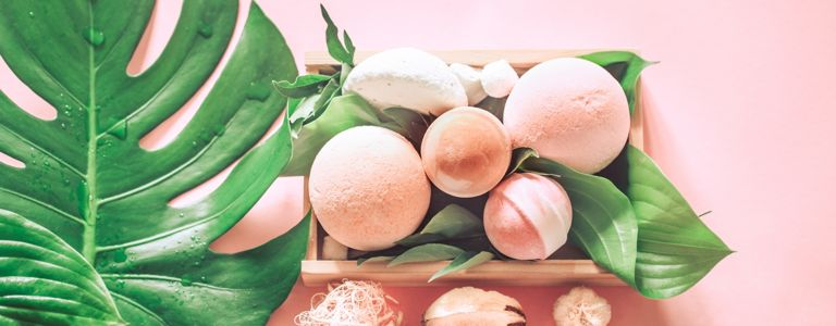 Relax With These Easy Muffin Tin Bath Bombs