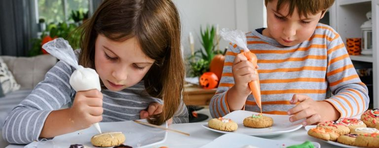 Make Snack Time Fun With Creative Food Crafts