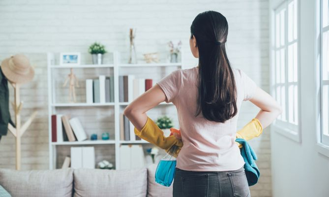 Banish Mess with Ten Time-Based Cleaning Tips