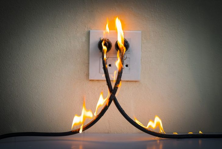 Electrical fires