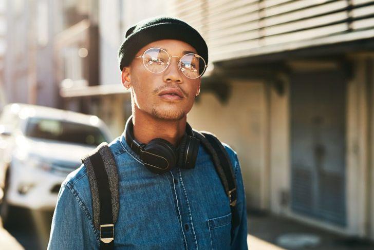 Lightweight frames glasses