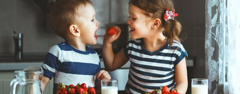 Kids Will Love These Superfoods as Much as You Do