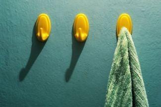 Stick 'Em Up: Creative Uses for Adhesive Hooks