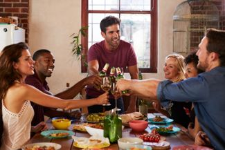 Wow Your Guests With These Inexpensive Entertaining Tools