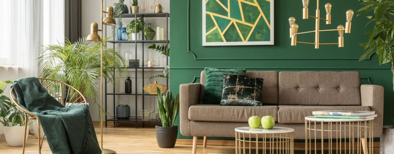 Update Your Space With These Green Decorating Ideas