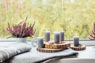 Elevate Your Space: Decorating With Candles