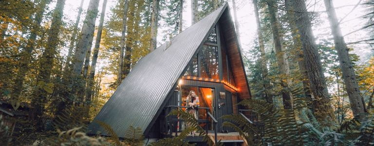 For the Love of A-Frame Houses