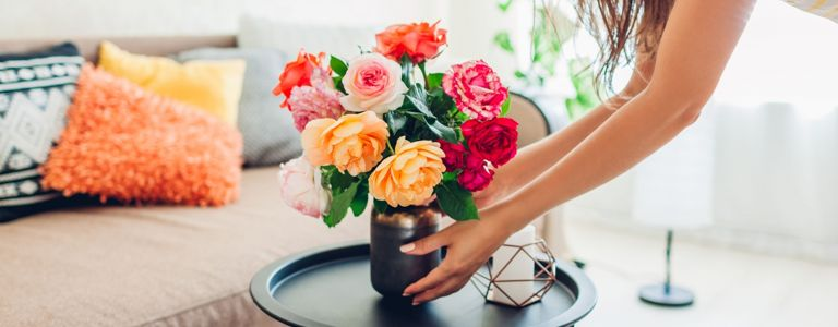 Keep Your Cut Flowers Looking Great for Longer
