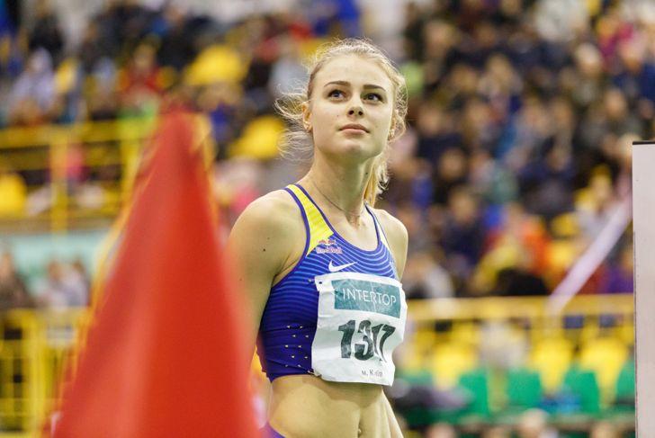 Yuliya Levchenko track and field athlete