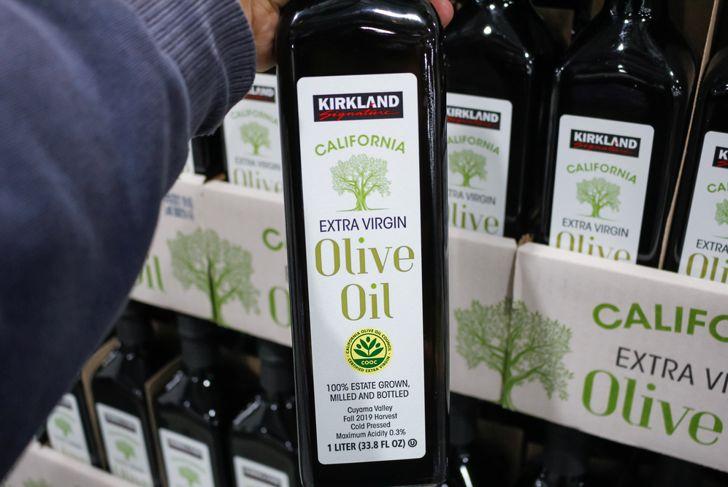 olive oil at costco