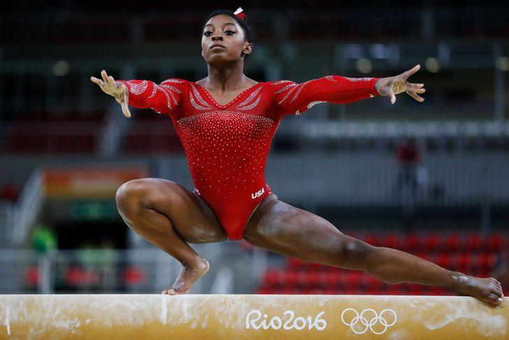 Simone Biles gymnast