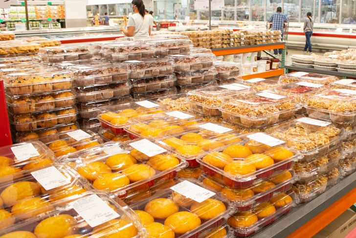 baked goods at costco