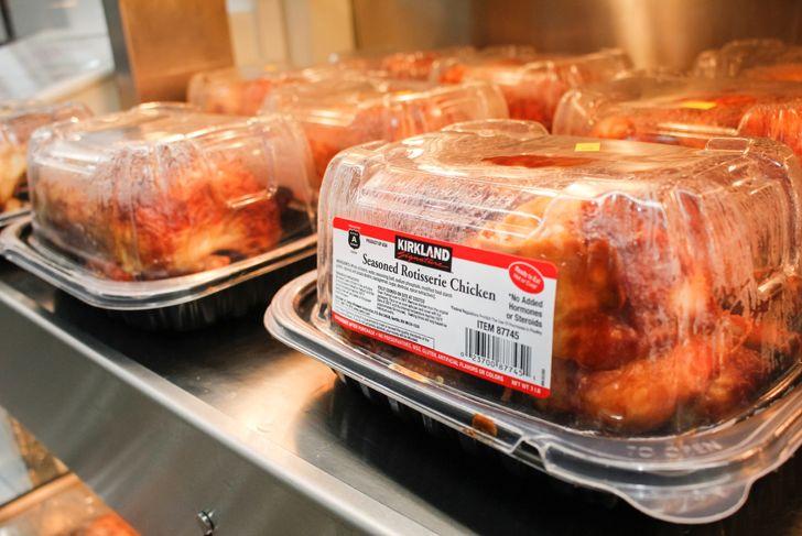 rotisserie chicken in costco