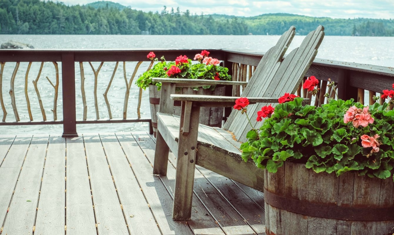 Deck Railing Inspiration for Your Outdoor Oasis   The Habitat
